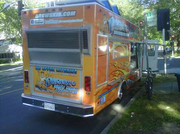 Drewski S Hot Rod Kitchen Food Truck