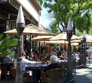 Daily Dining News Where To Drink Outdoors In Sacramento