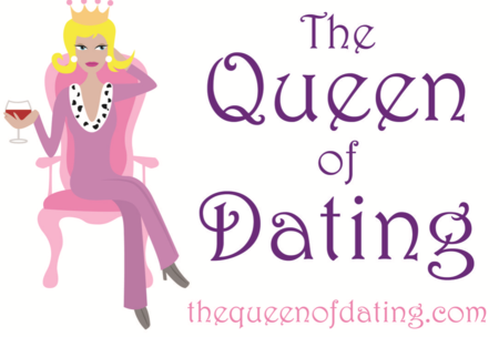 Queen of Dating Logo - Horizontal