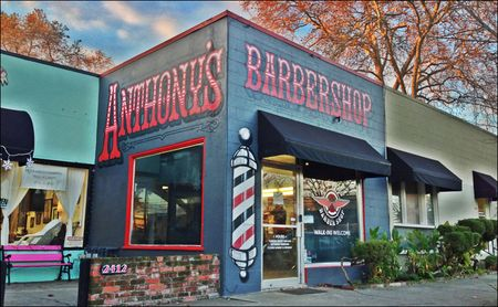 Anthonysbarbershop