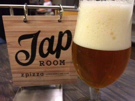 Lagunitas 12 Beers Of Christmas Tap Takeover At Zpizza