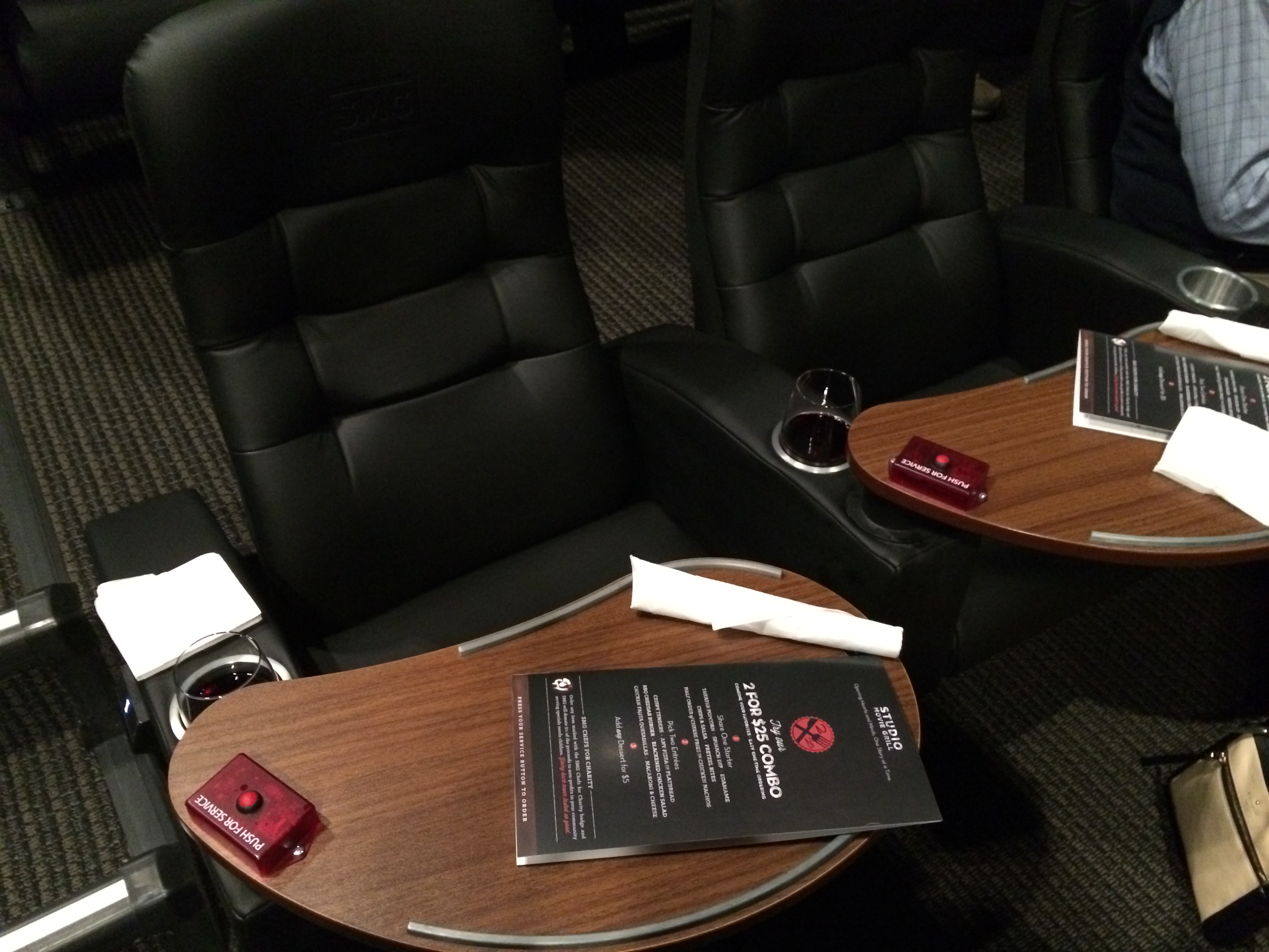 dining news new rocklin theater brings beer to your seat even
