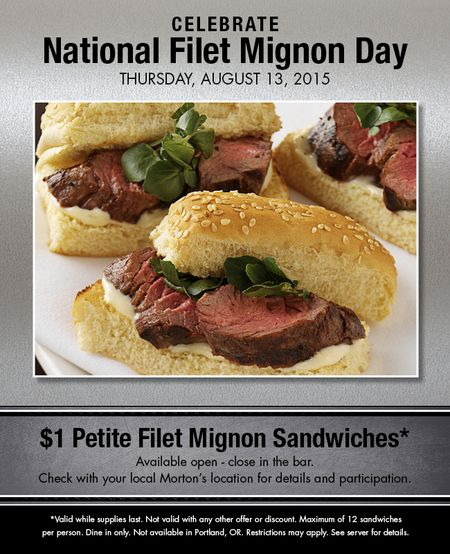 National-Filet-Mignon-Day